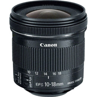Canon EF-S 10-18mm STM IS