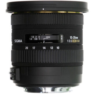 Sigma 10-20mm f3.5 EX