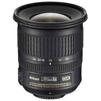 Nikon 10-24mm f3.5-4.5 G AF-S DX