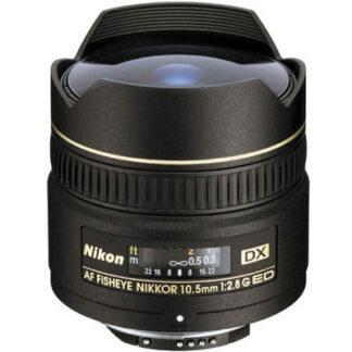 Nikon 10.5mm f2.8 DX Fisheye