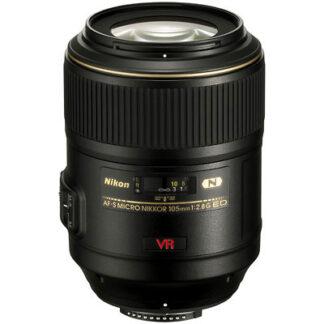 Nikon 105mm f2.8 G AF-S VR IF ED Micro