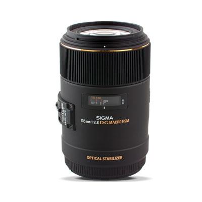 Sigma 105mm 2.8 EX DG MACRO OS
