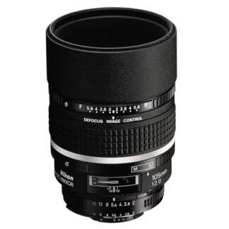 Nikon 105mm f2 D AF DC