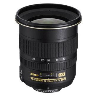 Nikon 12-24mm f4 G