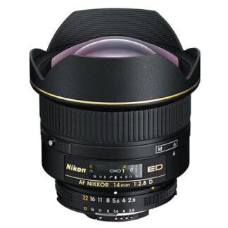 Nikon 14mm f2.8 D ED AF