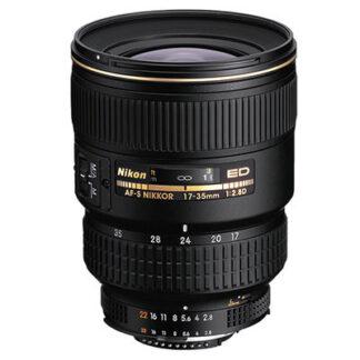 Nikon 17-35mm f2.8 D