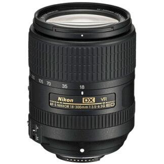 Nikon 18-300mm f3.5-6.3 G ED VR AF-S DX