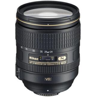 Nikon 24-120mm f4 G AF-S ED VR