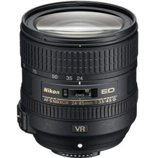 Nikon 24-85mm f3.5-4.5 AF-S G ED VR