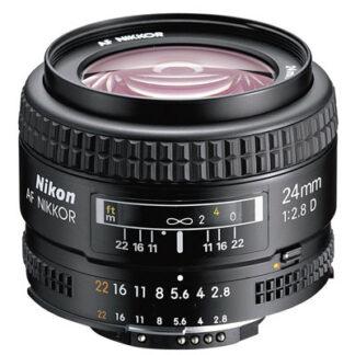 Nikon 24mm f2.8 D AF