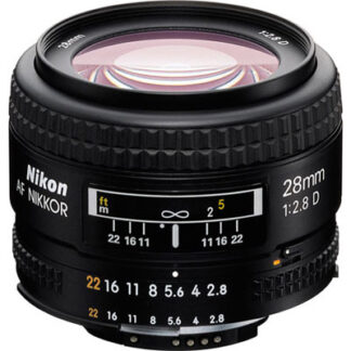 Nikon 28mm f2.8 D AF
