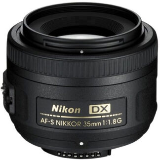 Nikon 35mm f1.8 G AF-S DX