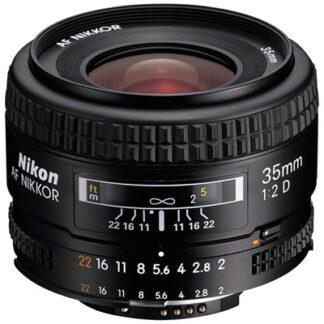 Nikon 35mm f2 D AF Nikkor
