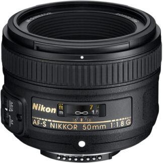 Nikon 50mm f1.8 G AF-S