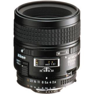 Nikon 60mm f2.8D AF Micro
