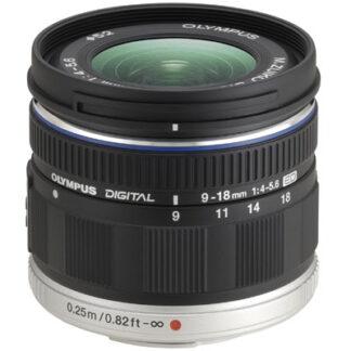 Olympus 9-18mm f4.0-5.6
