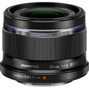 Olympus 25mm f1.8 - Black