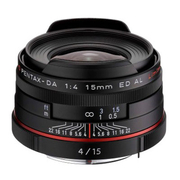 Pentax 15mm f4 ED AL Limited