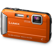 Panasonic LUMIX FT30 - Orange