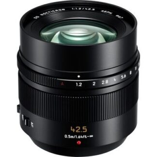 Panasonic 42.5mm F1.2 Leica