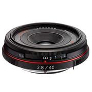 Pentax 40mm f2.8 DA Limited