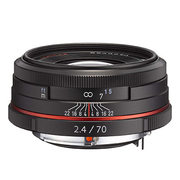 Pentax 70mm f2.4 DA Limited