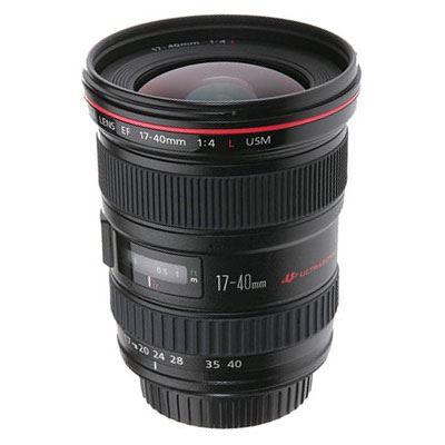 Canon EF 17-40mm f4 L USM