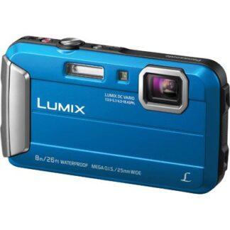 Panasonic LUMIX FT30 - Blue