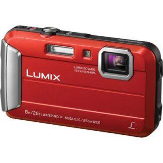Panasonic LUMIX FT30 - Red