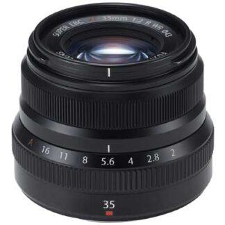 Fuji 35mm f2 R WR