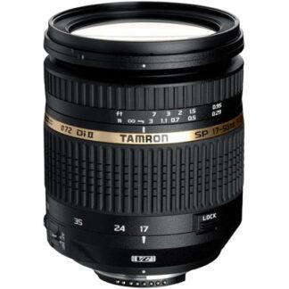 Tamron 17-50mm f2.8 XR Di II VC