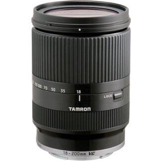 Tamron 18-200mm f3.5-6.3 Di-III VC