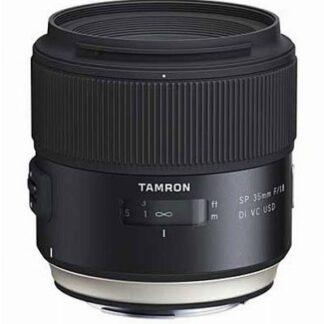 Tamron 35mm f1.8 SP Di VC USD