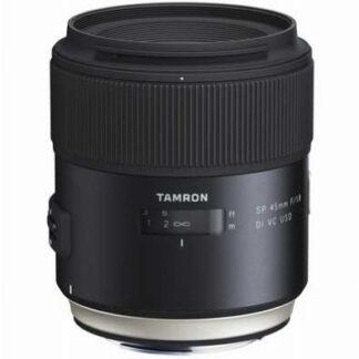 Tamron 45mm f1.8 SP Di VC USD