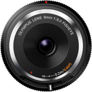 Olympus 9mm f8 Fisheye