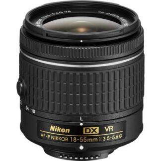 Nikon 18-55mm f3.5-5.6 G AF-P