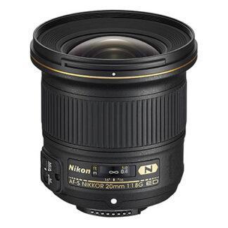 Nikon 20mm f1.8G AF-S NIKKOR ED