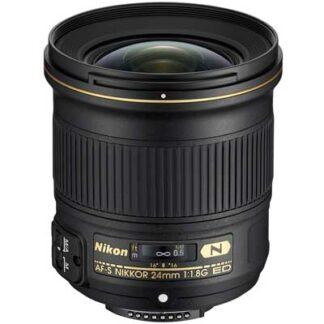 Nikon 24mm f1.8G ED AF-S