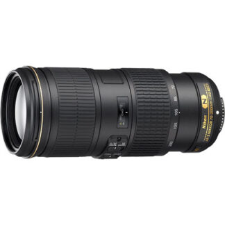 Nikon 70-200mm f4 G ED VR