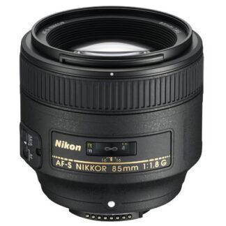 Nikon 85mm f1.8 G AF-S