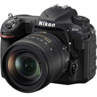 Nikon D500 Inc 16-80mm f2.8-4 VR