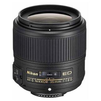Nikon 35mm f1.8 G ED AF-S