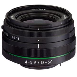 Pentax 18-50mm