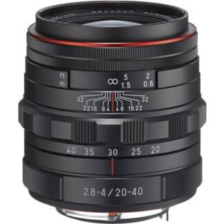 Pentax 20-40mm f2.8-4