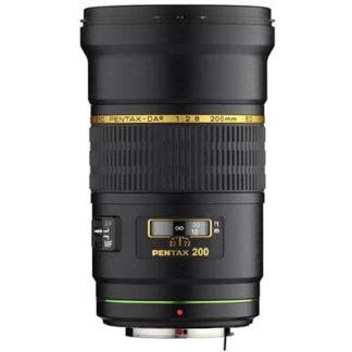 Pentax 200mm F2.8 DA
