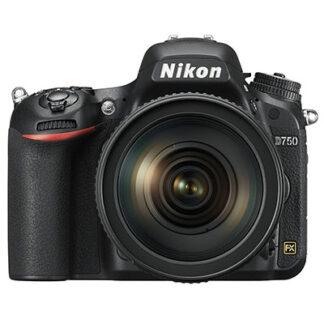 Nikon D750 Inc 24-120mm VR
