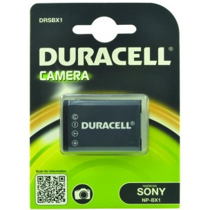 Duracell - Sony BX1