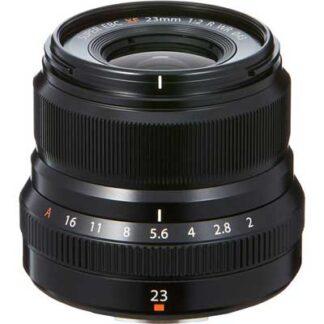 Fuji 23mm f2 R WR XF