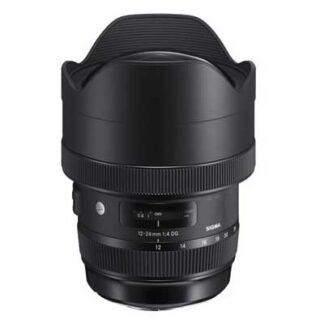 Sigma 12-24mm f4 ART