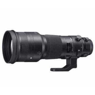 Sigma 500mm f4 SPORT DG OS HSM